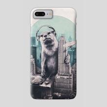 DJ 3 - Phone Case by Ali Gulec