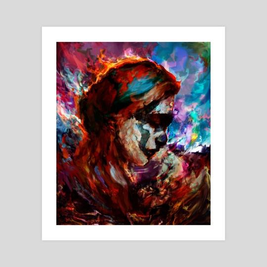 lady death by Maxim G