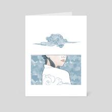 Nuage I - Art Card by Weiyi C