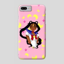 Moon Magic - Phone Case by Zainab Peart