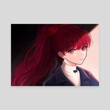 Kasumi - Persona 5 Royal - Canvas by yaraberry