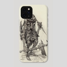 Gibskuri - Phone Case by Charles Lister