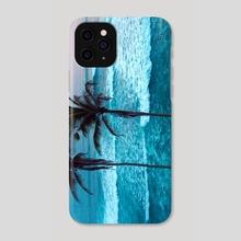 Waves - Phone Case by Yulia Lu