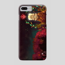 Uhan - Phone Case by Alicia Fernández