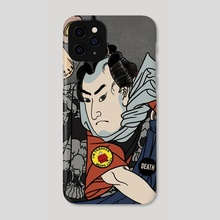 Snitches get Stitches - Phone Case by NME IS YOU