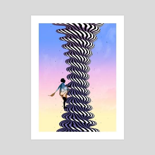 The Climb by Dániel Taylor