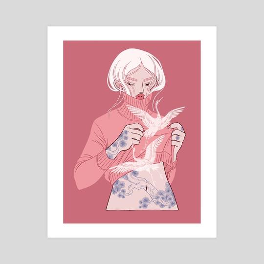 ONE LAST TANGO by Kirsten Rothbart