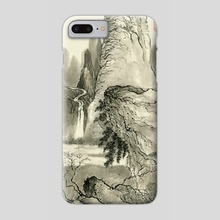 Landscape - 33 - Phone Case by River Han