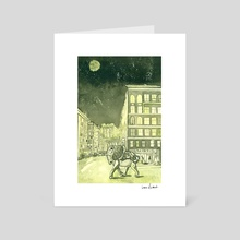 Moonbite - Art Card by Sounds and Stains