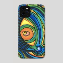 Eye eye eye  - Phone Case by ThEclecticFunk