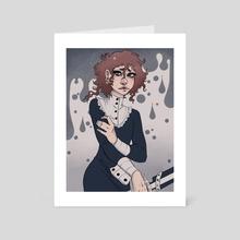 Crona  - Art Card by Lee Billiot
