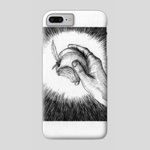 Original Sin - Phone Case by Josh Stutz