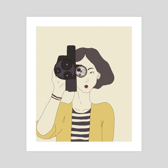 cine por mujeres by Sofía Zelaya