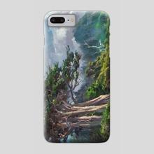 Monterey Cypress - Phone Case by Jordan K Walker