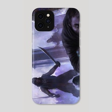 Are You Alright My Good Sir? - Phone Case by Cristi Balanescu