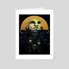 Prophets of Tomorrow - Art Card by Rafael Sarmento