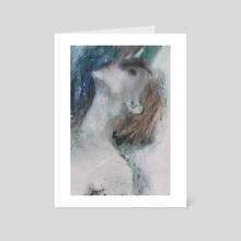 Rain - Art Card by Galen Valle
