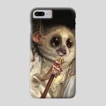 Fancy Mouse Lemur - Phone Case by Jacqui  Davis