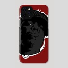 Biggie - Phone Case by Nikita Abakumov