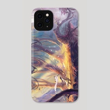 Playing in the Woods - Phone Case by Gonzalo Kenny