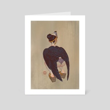 Taka - Art Card by Will Murai