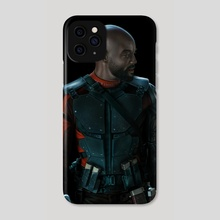 Deadshot - Phone Case by Craig Stirling