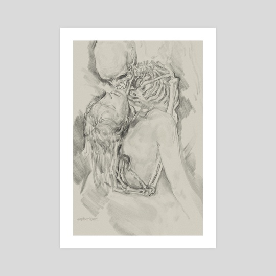 The Kiss of Death by Lu Lu