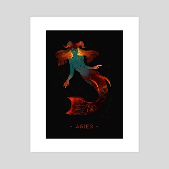 ARIES by Elsa M.