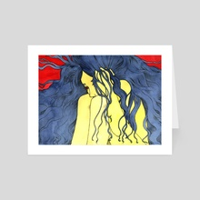 Options - Art Card by Michelle Hahm