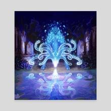 Mirror Phantasm - Canvas by Mike Ackerman