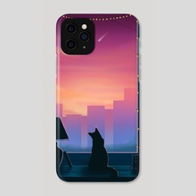 I told the stars about you - Phone Case by Ashilraj