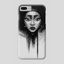 MELANIN - Phone Case by JeffRey  Onyango
