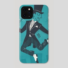 Fred Astaire Inspiration - Phone Case by Saul Delhom