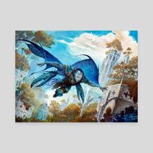 Roalesk, Apex Hybrid - Canvas by Svetlin Velinov