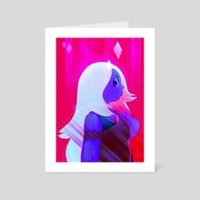 Amethyst - Art Card by Sojin Yang