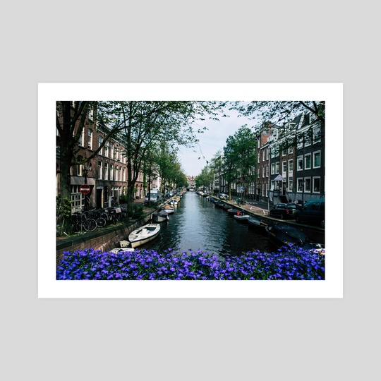 Charming Amsterdam by Alex Tonetti