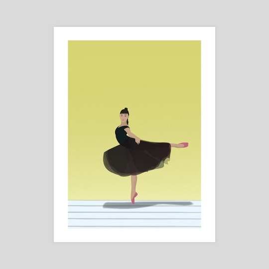 Ballerina  by Joanna Górska