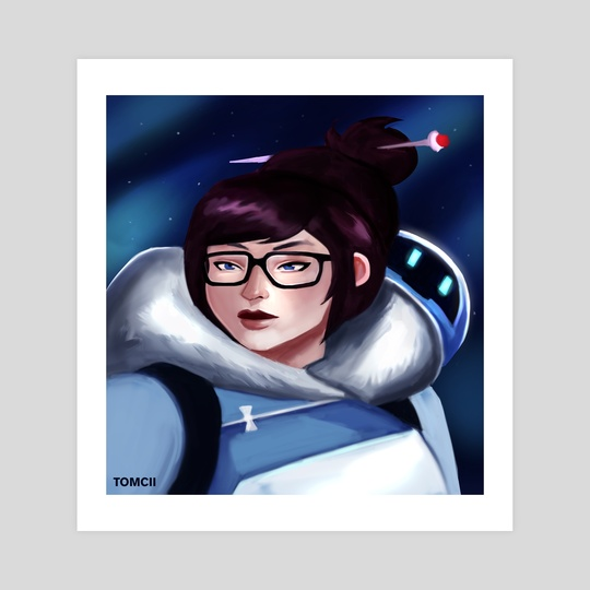 Mei by Tomcii Art