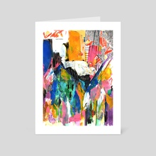 Architecture Illustration_13_A 001 - Art Card by Dana Krystle