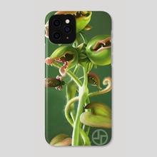 Venus Flytrap - Phone Case by Rudy Jr.