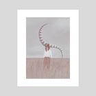 Aura 1 - Art Print by Sophie Calhoun