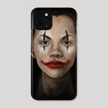 Clown - Phone Case by Jay Kelly Illustration