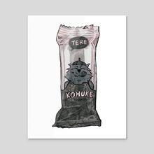 KOHUKE - Acrylic by Veronika Gorbatenko