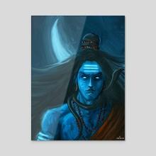 Shiva - Acrylic by VESLE
