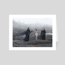 Thrjar - Art Card by Daria Endresen