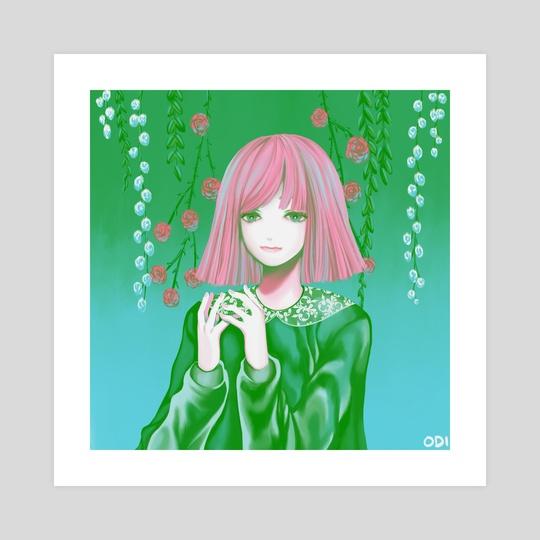 The girl by ODI