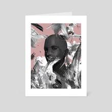 Let Go - Art Card by Qazzran