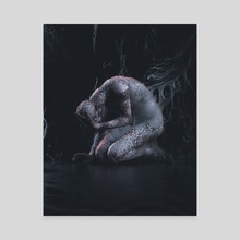 BIOHAZARD. - Canvas by Mikko Raima