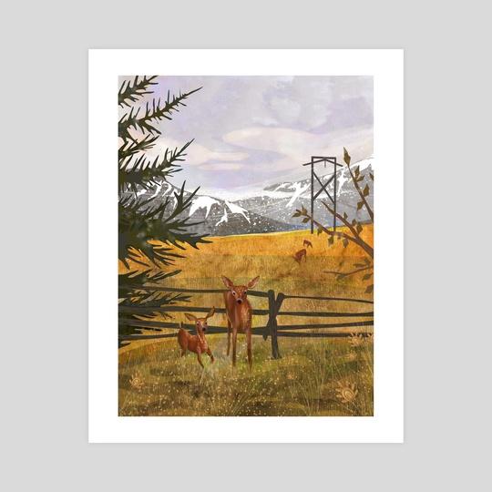 Home On The Range by Jamie Nicole