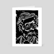 War Dudes Yolo 15 - Art Card by Daniel Newman